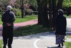 Yozgatta 65 yaş ve üstü vatandaşlara kısıtlama