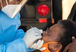 Afrikada Kovid-19 vaka sayısı 1 milyon 150 bini aştı