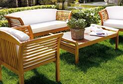 Bahçe mobilyaları satışları katlandı
