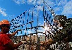 ABde inşaat üretimi haziranda yükseldi
