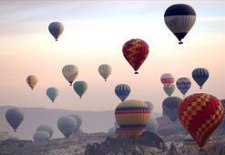 Sıcak hava balon uçuşları 22 Ağustos'ta yeniden başlıyor