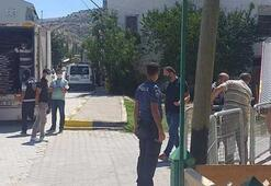Burdurda bir mahalle karantinaya alındı