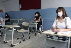 İstanbulda okullarda 21 Eylül provası