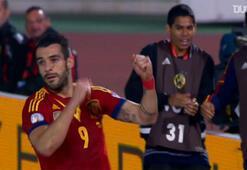 Geçmişe yolculuk | Negredonun İspanya milli takımıyla en özel anları...
