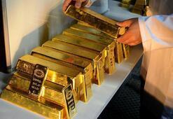 Altının kilogramı 459 bin 750 liraya geriledi