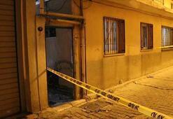 İzmirde sır ölüm
