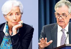 Fed ve ECB salgına karşı teyakkuzda