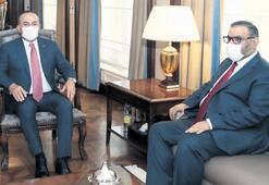 Cenevre öncesi Ankara'da kritik isimler ağırlandı