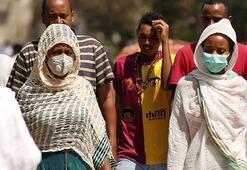 Güney Afrika Cumhuriyetinde covid-19 vaka sayısı 600 bine yaklaştı