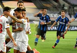 UEFA Avrupa Ligi şampiyonluk günü Sevilla - Inter