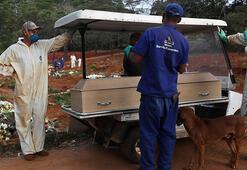 Ölü sayısı patladı: 24 saatte koronavirüs nedeniyle bin 204 kişi öldü