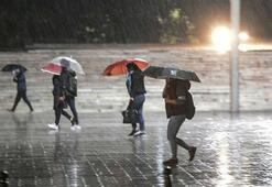 Hava durumu : İstanbul - Ankara - İzmir diğer illerde nasıl olacak Hafta sonu yağmur yağacak mı