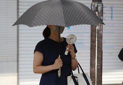 Tokyoda sıcaktan ölenlerin sayısı 148'e yükseldi