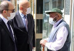 Bayburtta 65 yaş ve üstü vatandaşlara yasak geldi