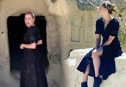 Amber Heard Kapadokyaya gitti