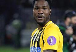 Son dakika | Göztepeye Nijeryalı golcü Şehre geldi...