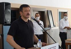 AK Partili Hamza Dağ: İç siyasete değil, dış siyasete odaklanmış durumdayız