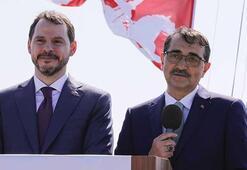 Bakan Dönmez Fatih sondaj gemisinden açıklamalarda bulundu
