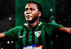 Son dakika | Denizlispor, Rodallega transferini açıkladı