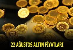 Altın fiyatları 22 Ağustos son durumu nedir Canlı gram, çeyrek, yarım ve tam altın alış-satış fiyatları güncel takip ekranı...