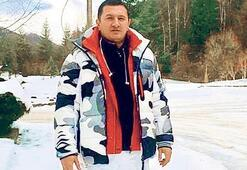 Azeri mafya liderinin cinayetten önceki son görüntüleri