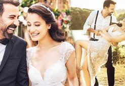Emre Karayel ile Gizem Demirciden düğün çekimi