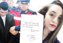 Güleda Cankel cinayetinde mektup detayı