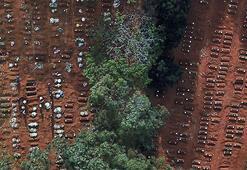 Brezilyada durum çok kötü 24 saatte binden fazla ölü