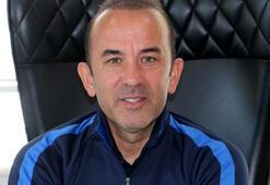 Mehmet Özdilek: 28 kişilik kadroyu düzgün kurmak istiyoruz