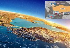 Emekli Amiral Ali Deniz Kutluktan doğal gaz yorumu: Türkiye aslanlar masasında...
