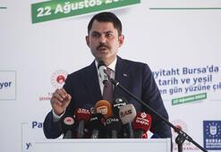 Türkiyenin en büyüklerinden olacak Bakan Kurum açıkladı