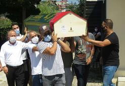 İzmirde öldürülen Ceyda Yüksel son yolculuğuna uğurlandı