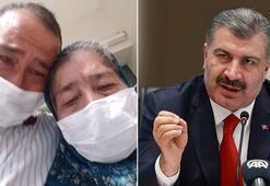 Bakan Koca, annesini kaybeden kişinin fotoğrafı ve sözleriyle uyardı