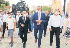 'Heyecanımız Gaziemir'