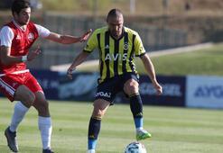 Fenerbahçe-Fatih Karagümrük: 2-2