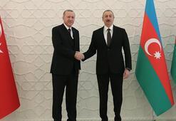 Azerbaycan Cumhurbaşkanı Aliyevden Erdoğan'a doğal gaz keşfi nedeniyle tebrik mektubu