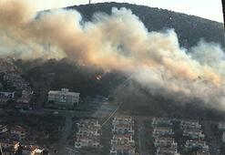 Pakdemirli: Gün içerisinde çıkan 45 yangın kontrol altına alındı