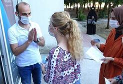 Deneme KPSS sınavına geç kalan öğrenciler sınava alınmadı