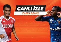Monaco - Reims maçı Tek Maç ve Canlı Bahis seçenekleriyle Misli.com'da