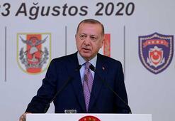 Son dakika... Cumhurbaşkanı Erdoğan: Gelin ikinci, üçüncü uçak gemilerini de inşa edelim