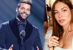 Demet Özdemir ile Ricky Martin takipleşmeye başladı