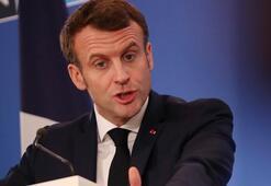 Macron, Libya Başbakanı Serracı Parise davet etti