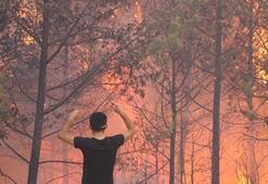 Adana Kozandaki yangınla ilgili son dakika açıklama: 6 köy boşaltıldı