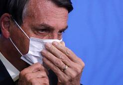 Bolsonarodan kendisine soru soran gazeteciye: Senin yüzünü dağıtmak istiyorum