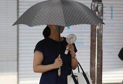 Tokyo'da sıcak çarpmasından hayatını kaybedenlerin sayısı artıyor