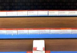 Keşan'da 3 bin 800 kaçak elektronik sigara ele geçirildi