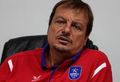 Ergin Ataman: Obradovic efsanesinin ardından Phil Jackson da olsanız işiniz kolay değil