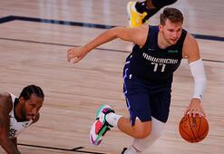 Mavericks, Doncicin son saniye basketiyle seriyi eşitledi