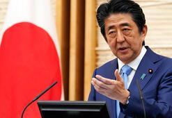 Abe rekor kırdığı gün sağlık kontrolünden geçti