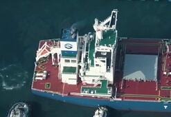 Gemiye 60 milyon TLlik kokain operasyon